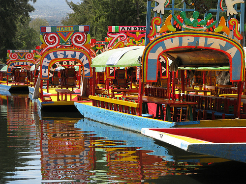 how to get to xochimilco from mexico city