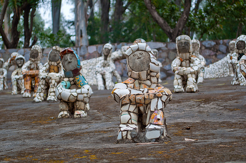 Rock Garden of Chandigarh, Trivia, Ten Random Facts, India, Trivia, Statues, Sculptures, Recycled, Asia, Place