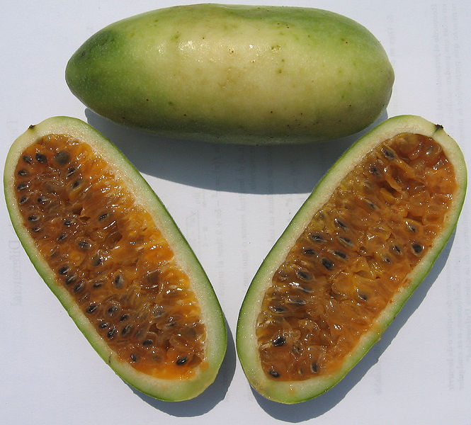 Banana Passionfruit, Trivia, Ten Random Facts, Orange, Pulp, Green, Cut, Fruit, Culinary, Food