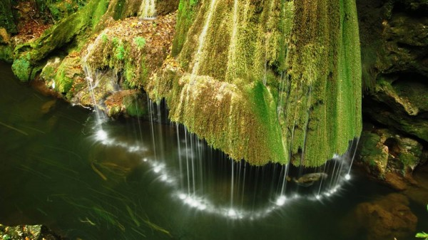 Bigar Waterfall, Romania, Trivia, Ten Random Facts, Green, Moss, Water, Beauty, Stunning