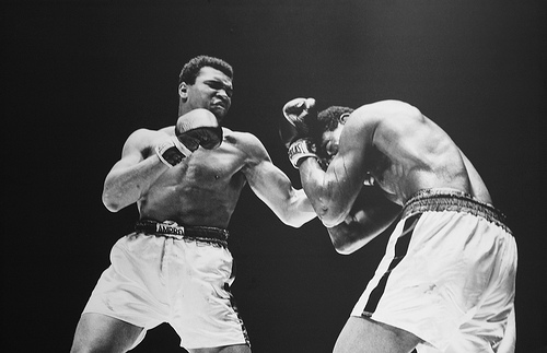 Muhammad Ali, Boxing, Ernie Terrel 1967, Trivia, Random, Facts, RIP, Archives, Fight