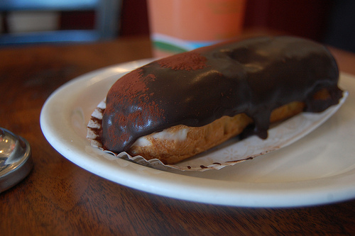 Éclair, Dessert, Trivia, Ten Random Facts, Chocolate, Confectionery, Delicious