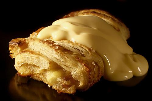 Apple Strudel, Trivia, Ten Random Facts, Dessert, Food, Culinary, Custard, Bakery, Bread, Delicious, Mouth Watering