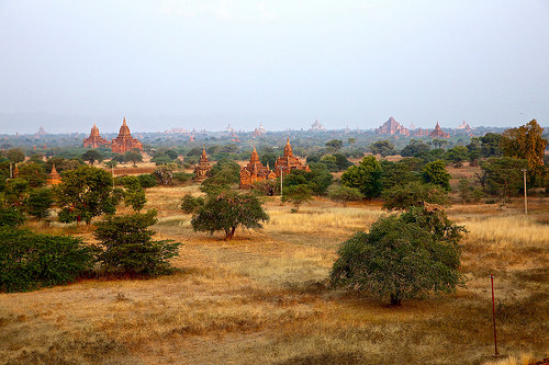 Bagan, Trivia, Ten Random Facts, Buildings, Temples, Buddhism, Horizon, Ancient